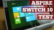 Acer Aspire Switch 10 Test