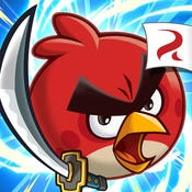 Angry Birds Fight Logo