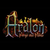 Aralon Forge and Flame Logo