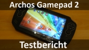 Archos Gamepad 2 Test