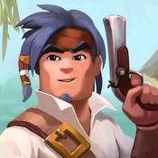Braveland Pirate Logo