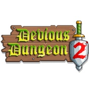 Devious Dungeon 2 Logo