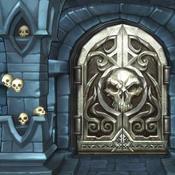 Dungeon Hero RPG Logo