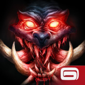 Dungeon Hunter 4 Logo