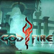 Godfire Rise of Prometheus Logo