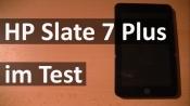 HP Slate 7 Plus Test