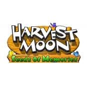Harvest Moon Seeds of Memories