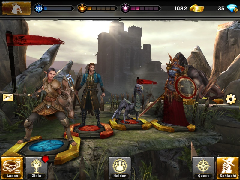 Heroes of Dragon Age Team
