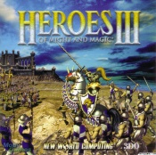 Heroes of Might & Magic 3 Logo