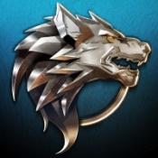 Joe Dever's Lone Wolf Logo
