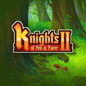 Knights of Pen and Paper 2 Logo