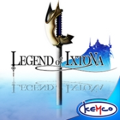 Legend of Ixtona Logo