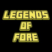 Legends of Fore Logo