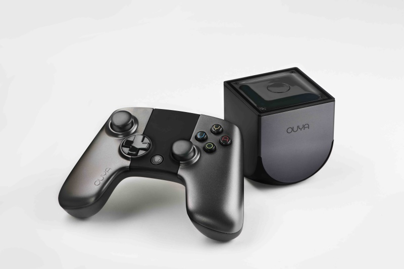 Ouya Android Konsole