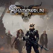 Shadowrun Dragonfall Artwork