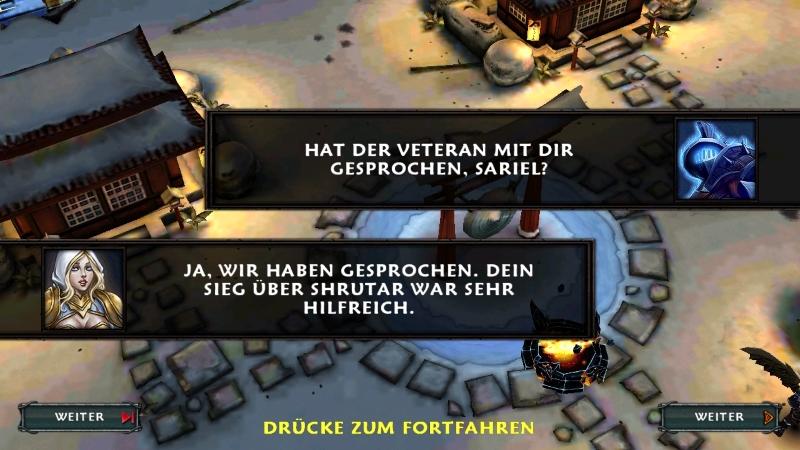 Die Story erzählt das Spiel in Missionsbriefings.  Quelle: Screenshot