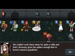Tactics Maiden Screenshot 4