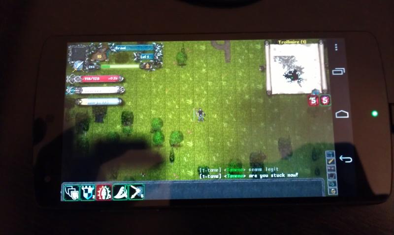Tales of MajEyal Android Screenshot