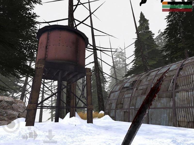 Winterlandschaft in The Wild (Quelle: Toonuva Games)
