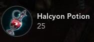 Vainglory Halcyon Potion