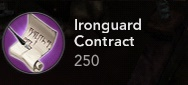 Vainglory Ironguard Contract