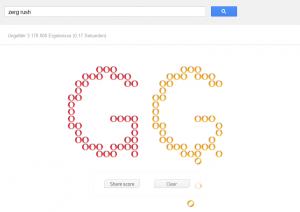 Google unter Zerg-Feuer